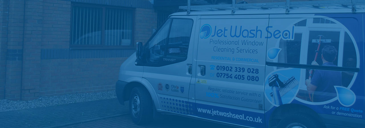 Window Cleaners in Wolverhampton