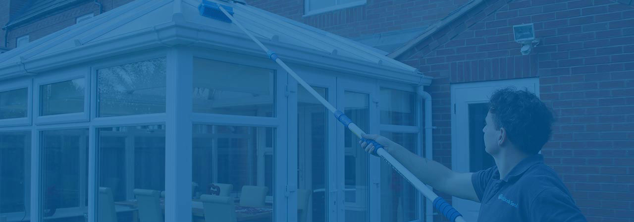 Conservatory Cleaning Wolverhampton