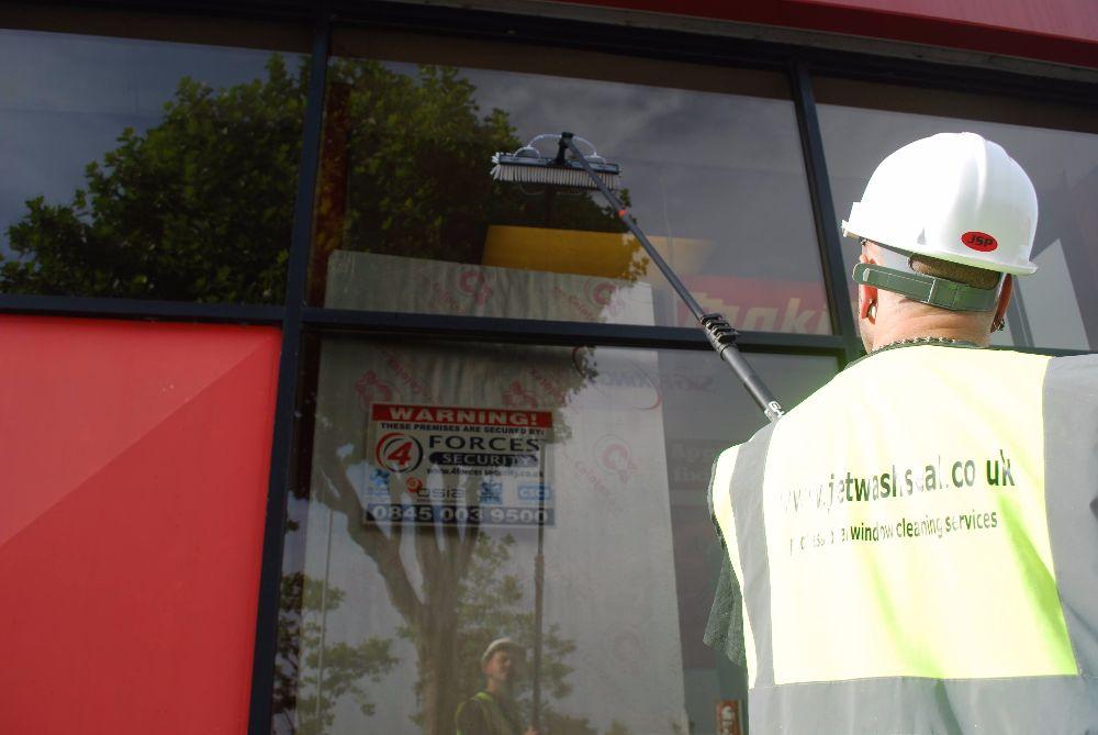 Window Cleaning Bridgnorth