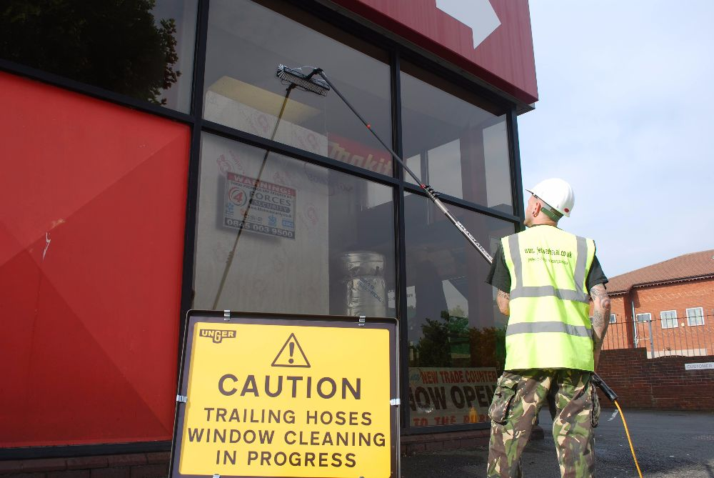 Window Cleaning Codsall