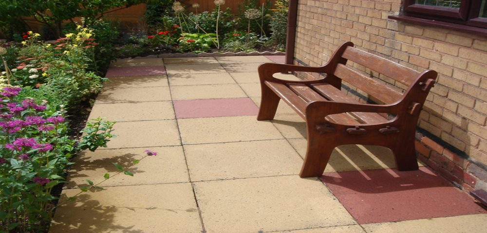 Wolverhampton homeowners love jet wash patio cleaning services and path sealing