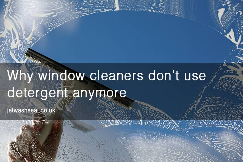 window cleaners detergent