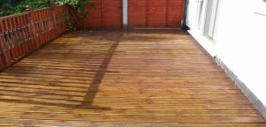 Decking Cleaning Dudley
