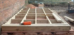 New decking construction wolverhampton